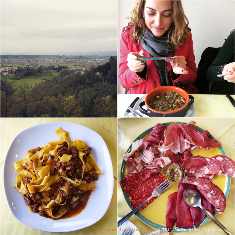 Student's Journal - Easter Trip in Tuscany, San Miniato - Bologna Business School, Global MBA, Business Management Made in Italy