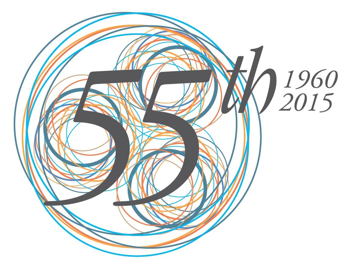 55 anniversario